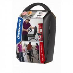 POLISPORT TOP CASE 12 l odnímateľný uzamykateľný kufor
